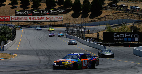 Top-10 driver could lose yet another crew chief to suspension