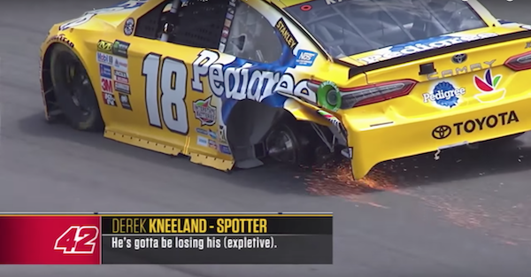 NASCAR has reached a decision on Kyle Busch's crew chief and tire changer
