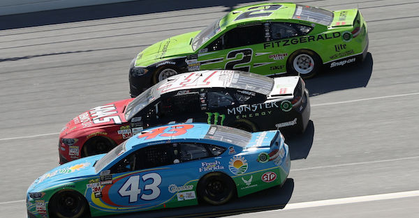 A new driver will take over the iconic No. 43 this week at Pocono