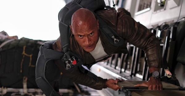 """New Dwayne """"The Rock"""" Johnson movie features the most anticipated Ford product in years"""