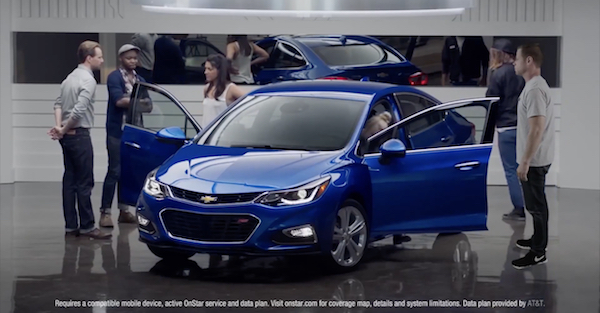 Another awful Chevy ad full of Millennials deserves every ounce of shade