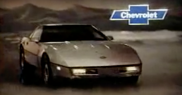 Early C4 Corvettes personified the 80's better than any other car