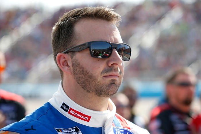 "NASCAR Driver Matt DiBenedetto Made a Hilarious ""Happy Gilmore"" Parody to Announce a New Sponsor Back in 2017"