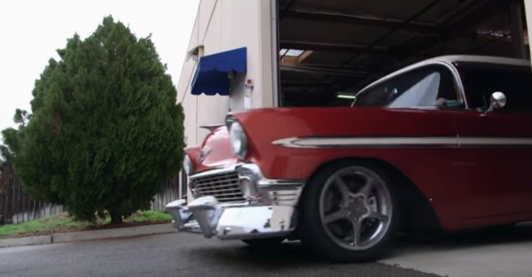 Jay Leno has a presidential guest to celebrate the best American cars