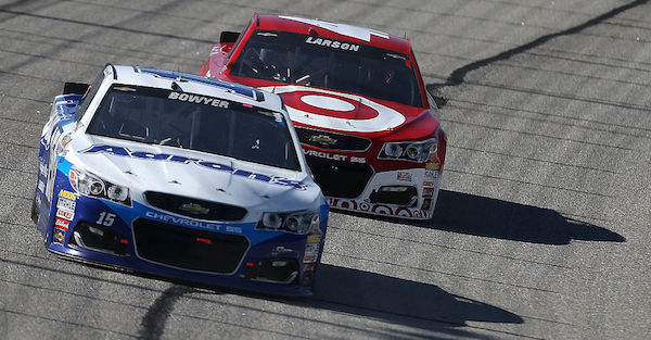 Eleven Cup drivers hit with penalties leading up to New Hampshire