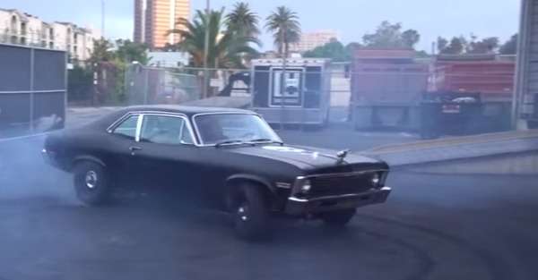 This Chevy is no ordinary Nova