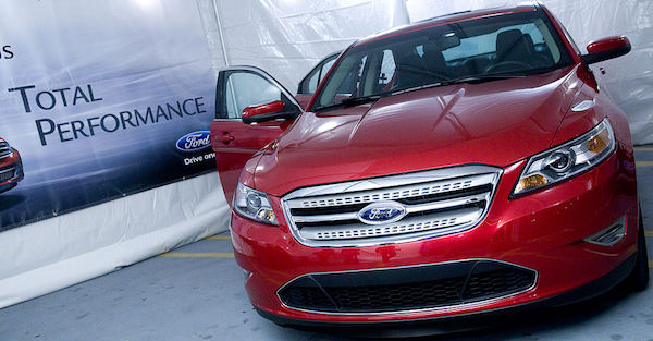 Now Ford is looking to ax models amid sales struggles
