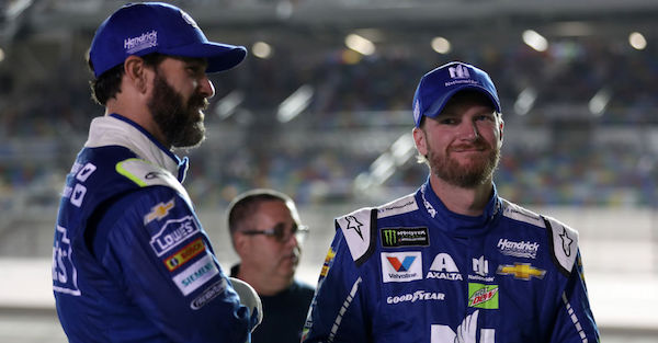 Now that Dale Earnhardt Jr. is gone, who is the king of NASCAR Twitter?