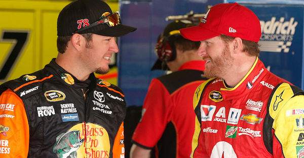 Dale Earnhardt Jr. defends this top driver who's dominating this season