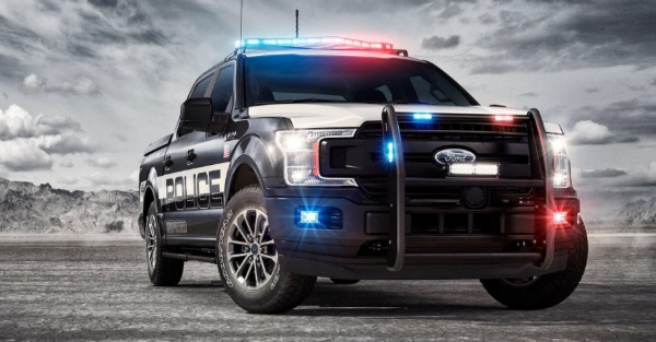 The Police's newest pursuit rated vehicle leaves you nowhere to run