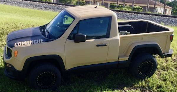 You don't have to wait for Jeep to offer the pickup of your dreams