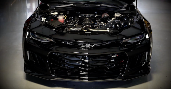 This is the world's first ZL1 to break the 1,000 HP barrier