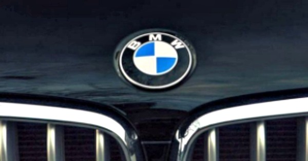 The classic BMW roundel is not what it seems to be