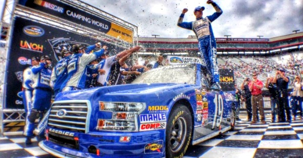Kes knows a second championship likely leads to NASCAR immortality