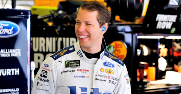 Brad Keselowski has a strong message for Brian France, and it's one he should pay attention to