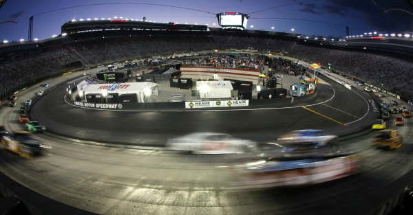 NASCAR makes race at one of its iconic tracks longer, and adds some end-of-race excitement