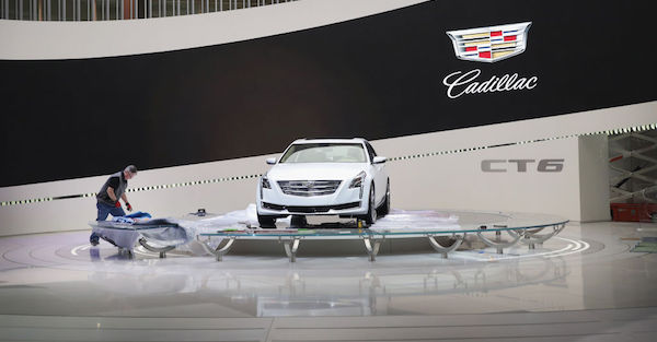 Cadillac's new Super Cruise feature will make interstate driving easier