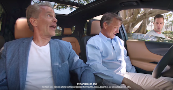 "Hysterical NSFW parody video makes fun of Chevy commercial using ""real actors"""