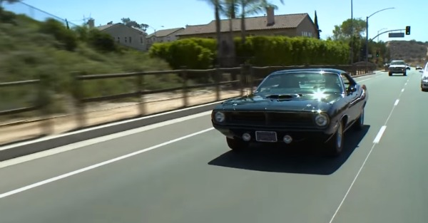 Here's everything you need to know about the beautiful Plymouth Barracuda