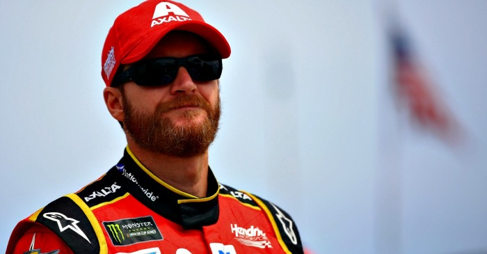When Dale Earnhardt Jr. steps on the track, there's always one thought that's with him