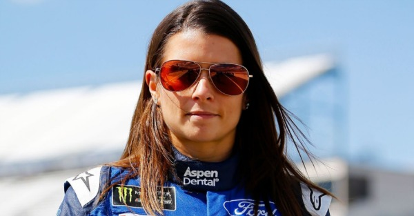 Danica Patrick has caused a bit of a stir with a strange, NSFW Instagram post