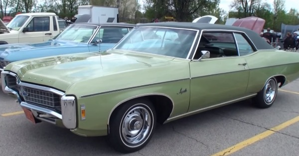 A man's 1969 Impala was allegedly stolen by a potential Craigslist buyer