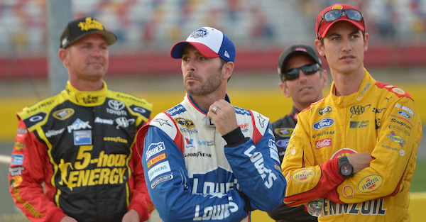 "One prominent NASCAR driver already pushing back on ""cheating"" talk"