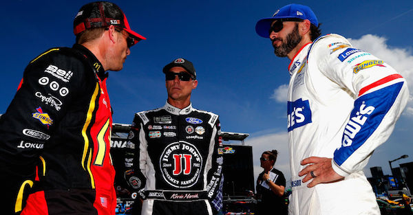 Analyst says he thinks a NASCAR great will retire after this season