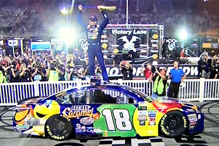 Kyle Busch haters lose their minds after his huge week of wins