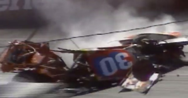 One of the worst NASCAR wrecks ever occurred 27 years ago, and drivers still talk about it