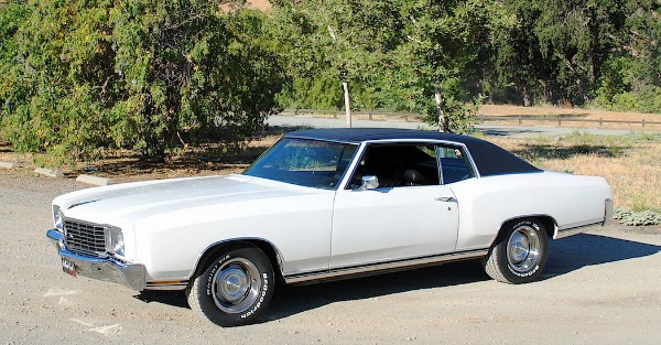 Help save this 1972 Chevrolet Monte Carlo