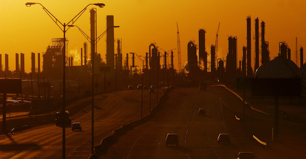 Prepare for higher gas prices in the aftermath of Hurricane Harvey's destruction