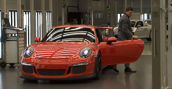 A Porsche dealership treated one potential customer in a way that guarantees he will never come back
