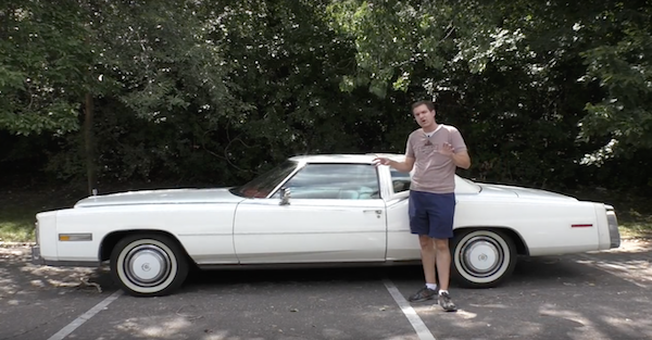 The 1977 Eldorado Was Cadillac's Idea of Total Luxury