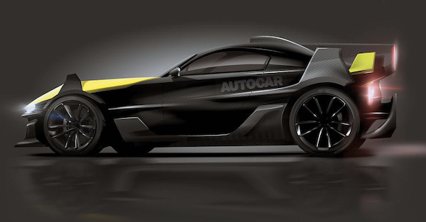 Ariel is getting into the Hypercar game with an insanely powerful entrant