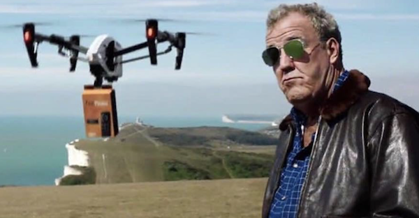 If you ever wanted to steal Jeremy Clarkson's job, now is your chance