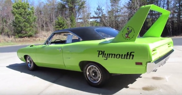 Here's everything you need to know about the outlandish Plymouth Road Runner