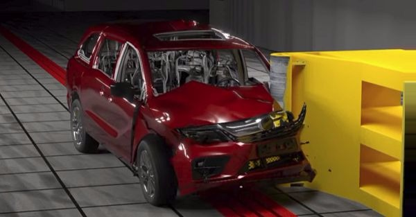 2018 Honda Odyssey minivan makes a splash and gets top designation