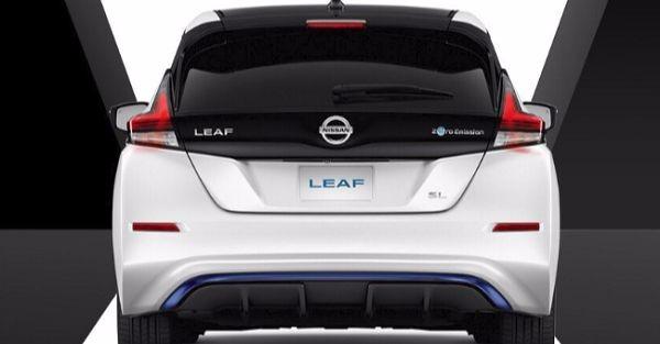 2018 Nissan Leaf takes aim at Chevy Bolt