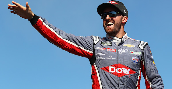 Austin Dillon said he enjoys beating this driver more than any other in the field