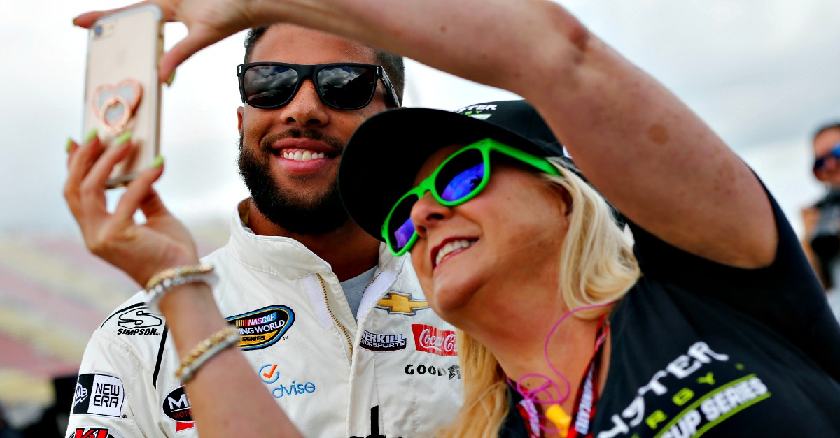The Smithfield-RPM sponsorship issue is taking an ugly turn, and it involves Bubba Wallace
