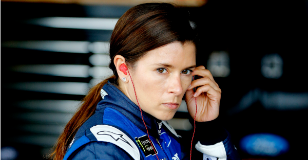 Danica Patrick posts a heartfelt and somber message for a NASCAR legend was has passed away
