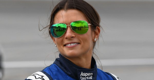 Of all the big names at the Daytona 500, Danica Patrick is pumped about this one
