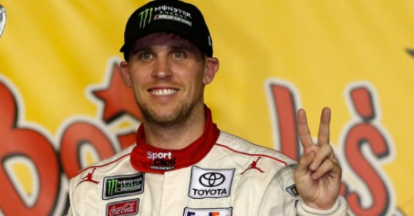 Denny Hamlin backtracks on NASCAR drivers and drugs statement