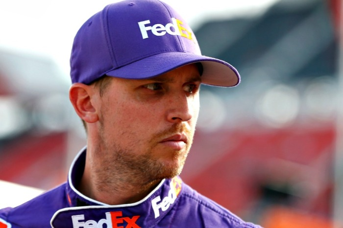 Denny Hamlin reflects on the worst mistake he's made in a car and the bitterness that remains