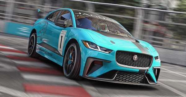 Jaguar thinks it has created the racing series of the future