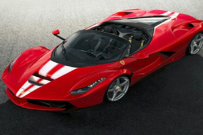 Someone paid an insane amount of money for a Ferrari hypercar