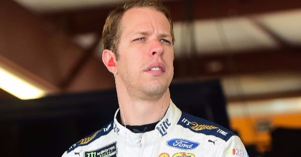 Brad Keselowski has the perfect reaction to 'Tape-Gate'