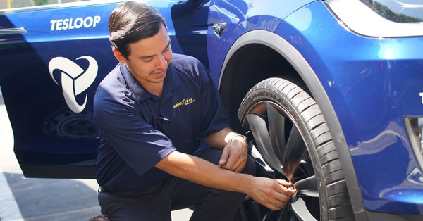 Goodyear is trying to make a tire smarter than all of us