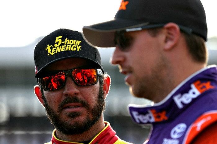 """Prominent NASCAR winner, reeling over penalties, knows his car """"wasn't right"""""""